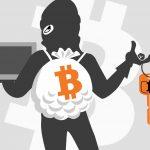 Cuidado con las estafas con Bitcoin